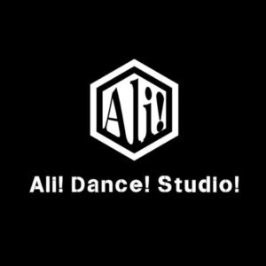 ネバーギブアップの協賛企業のAli!Dance!Studio