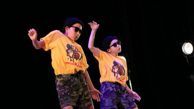 【 鷲徠亭 】福岡県は北九州市からヒップホップの2人組!ネバーギブアップダンスコンテスト出場チーム紹介。