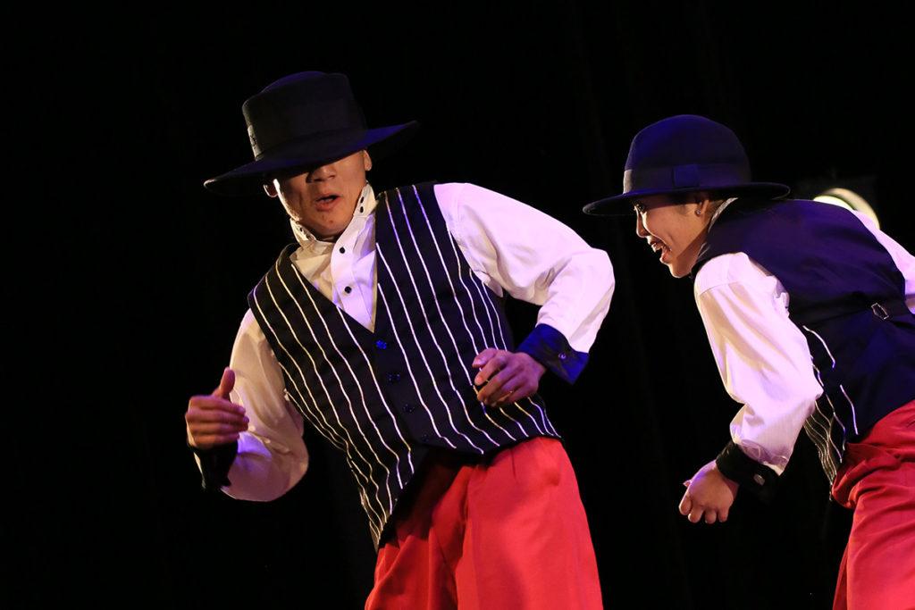 UMESSAGANGに聞きく、このダンスコンテストに出ようと思ったきっかけは?