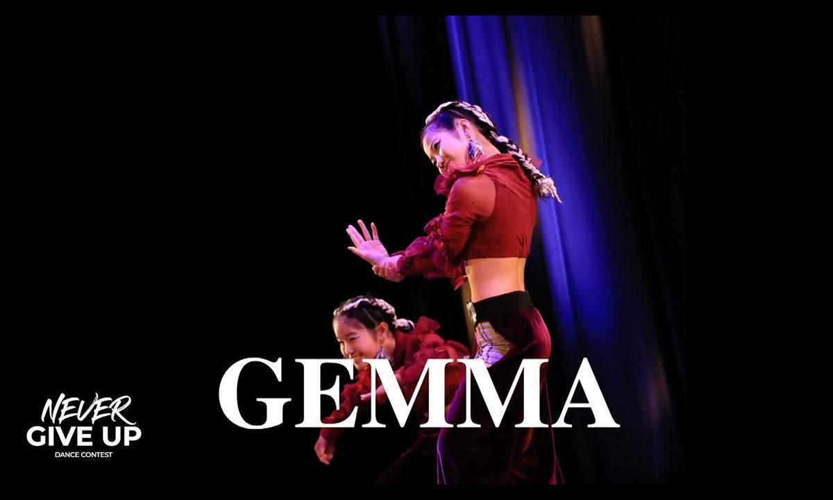 【 GEMMA 】福岡は北九州市のダンスのチーム!ネバーギブアップダンスコンテスト出場チーム紹介。