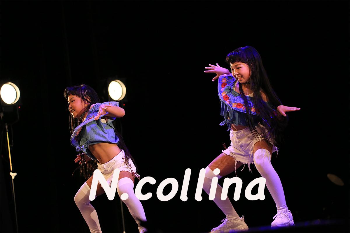 【 N.collina 】山口県は宇部市のダンスのチーム!ネバーギブアップダンスコンテスト出場チーム紹介。