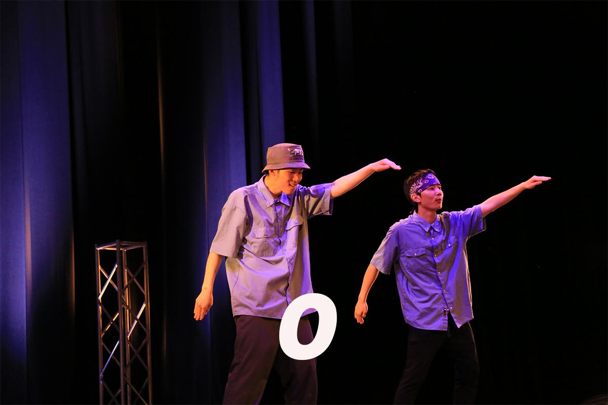 hu福岡県福岡市のダンスチーム0に聞く、ダンスを始めたきっかけは?