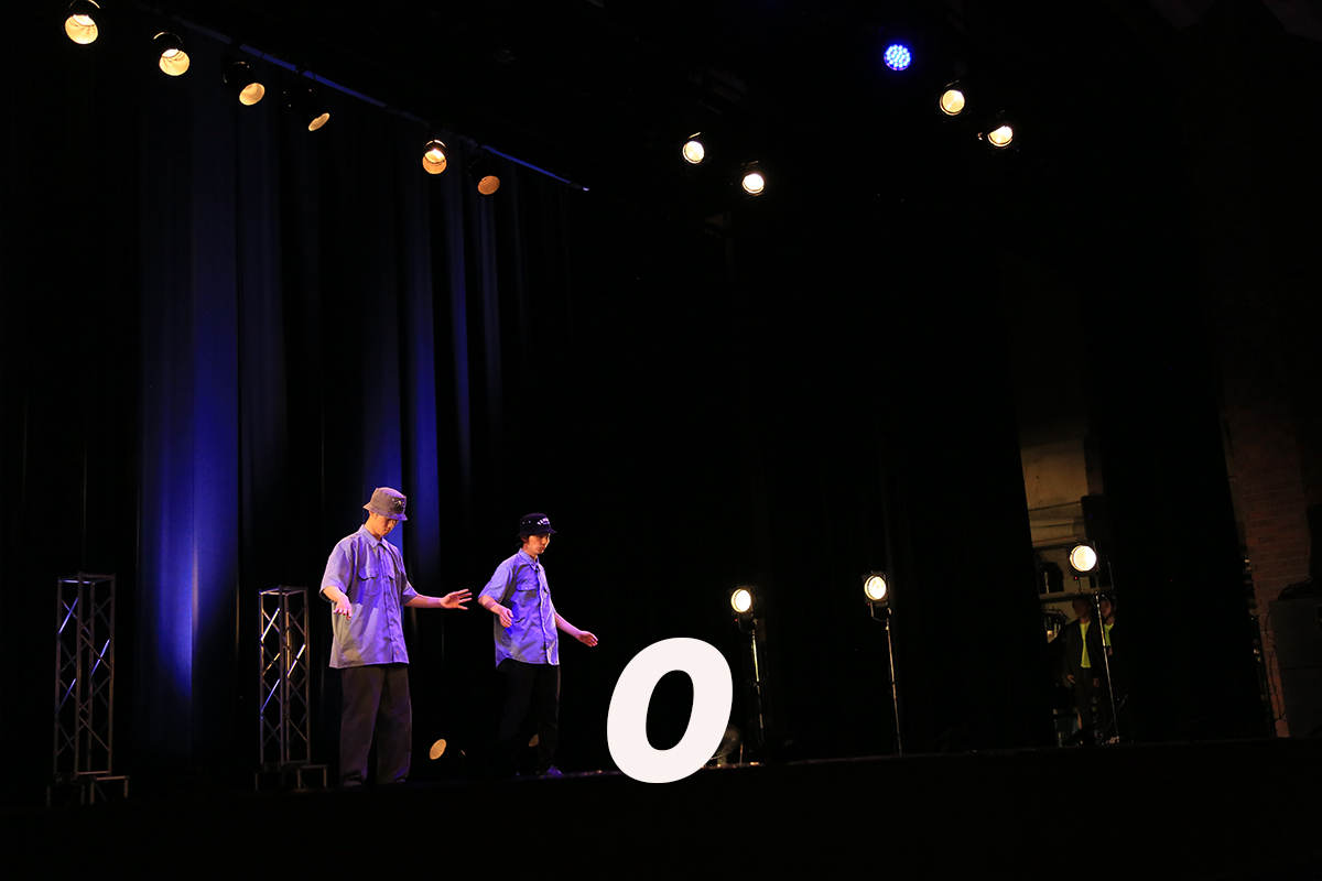 福岡県福岡市のダンスチーム0に聞く、このネバギバコンテストに出ようと思ったきっかけは?