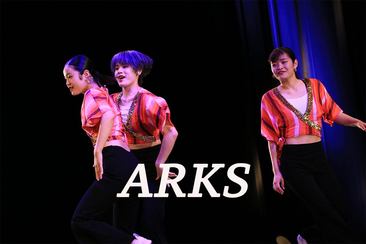 【 ARKS 】大阪府は堺市のダンスのチーム!ネバーギブアップダンスコンテスト出場チーム紹介。