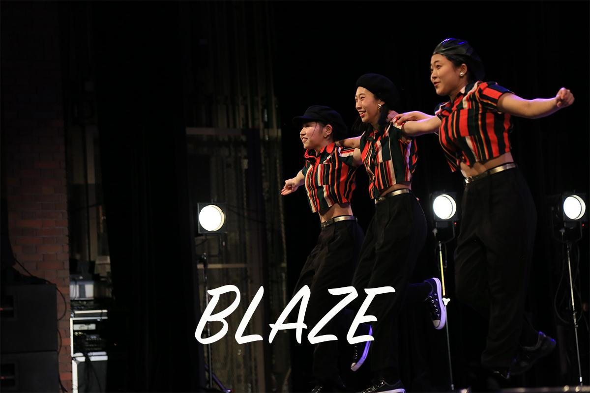 BLAZEに聞く、ダンスを始めたきっかけは?