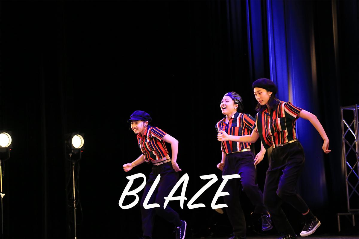 BLAZEのこれからチャレンジしたいことを教えてください!
