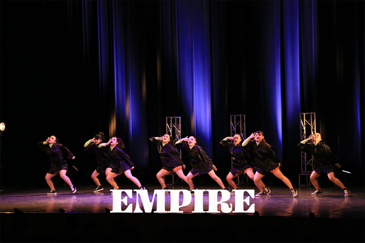 EMPIREに聞く、ダンスを始めたきっかけは?
