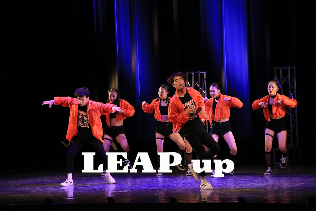 LEAP upに聞く、ダンスを始めたきっかけは?