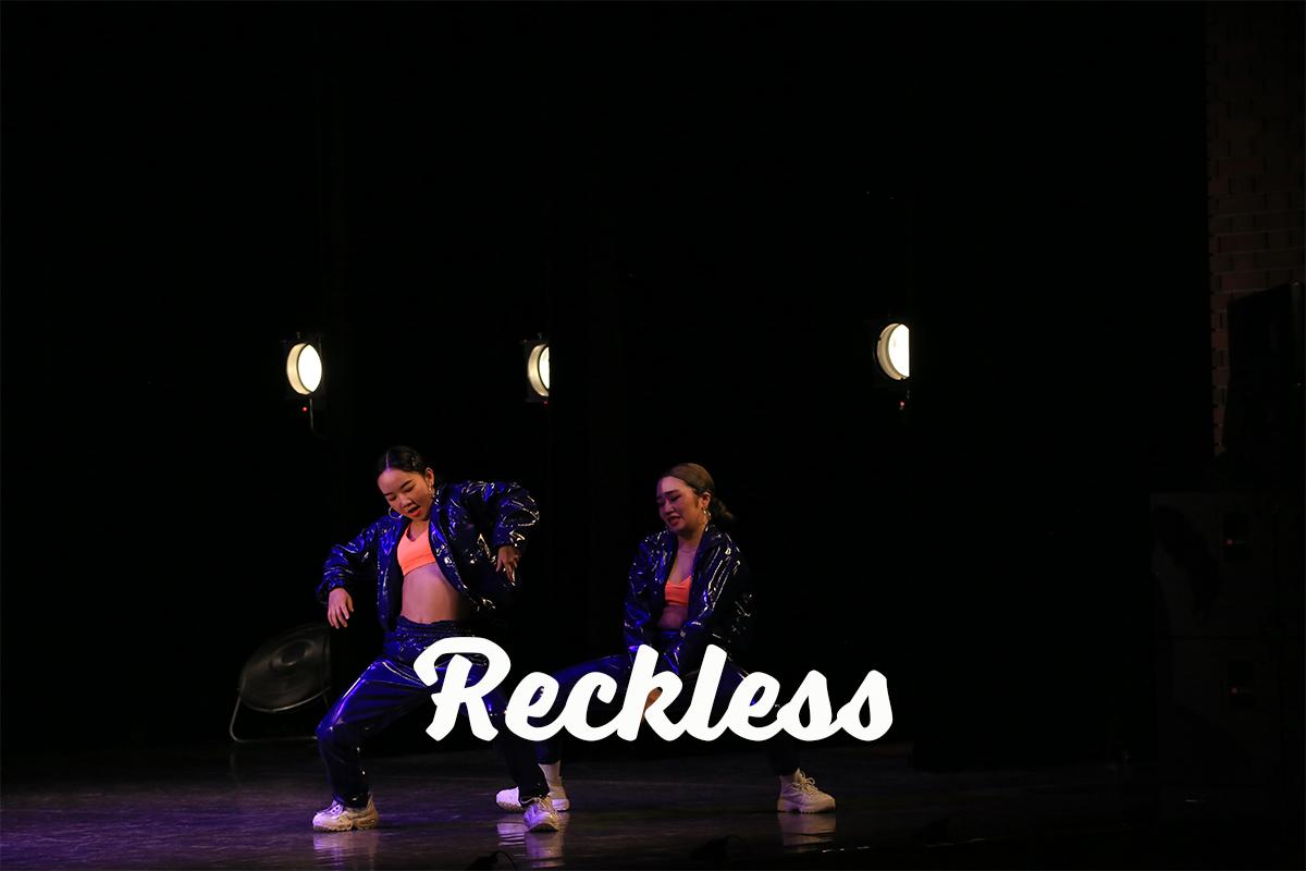 【 Reckless 】コンテスト優勝の福岡のダンスのチーム!ネバーギブアップダンスコンテスト出場チーム紹介。